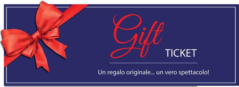 pronto spettacolo e gift ticket x sito